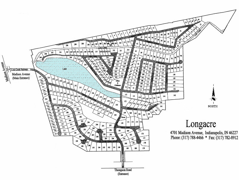 Longacre Manufactured Home Community